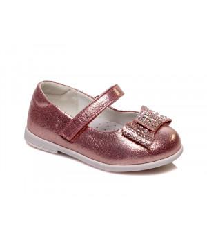 Розовые туфельки для девочки СКАЗКА WeeStep R526333301 P (21-36р.)