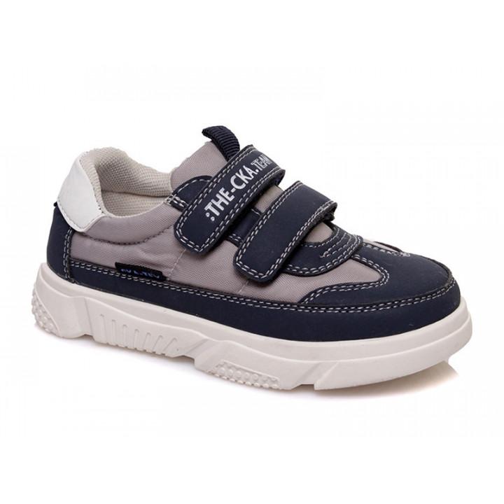 Купить стильные кроссовки для мальчиков СКАЗКА WeeStep R535133951 GR