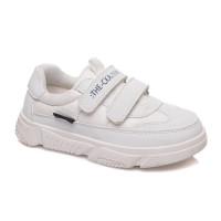 Стильні білі кросівки для хлопчика СКАЗКА WeeStep R535133951 W (27-32р.)