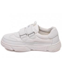 Стильные белые кроссовки СКАЗКА WeeStep R535133951 W (27-32р.)