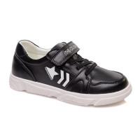 Стильные кроссовки для мальчика СКАЗКА WeeStep R535934715 BK (32-37р.)