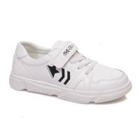 Стильные белые кроссовки  СКАЗКА WeeStep R535934715 W (32-37р.)