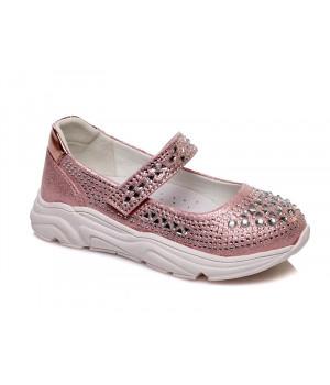 Розовые туфельки для девочки СКАЗКА WeeStep R537333910 P (27-32р.)