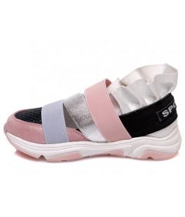 Стильные кроссовки для девочки СКАЗКА WeeStep R537333917 P (27-32р.)