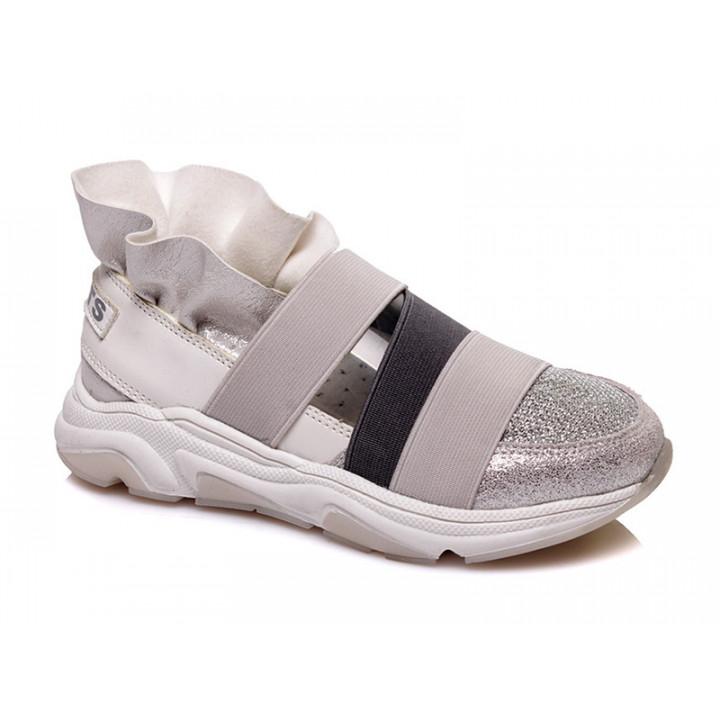 Купити стильні кросівки для дівчинки СКАЗКА WeeStep R537333917 W
