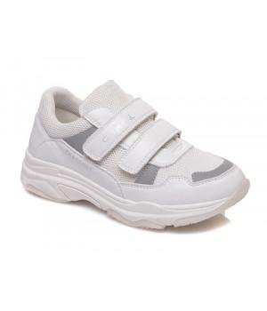 Белые кроссовки для девочки СКАЗКА WeeStep R537734641 W (32-37р.)