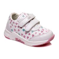Стильные кроссовки для девочки СКАЗКА WeeStep R913633322 W (21-26р.)