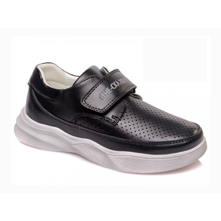 Купить стильные кроссовки для мальчиков СКАЗКА WeeStep R925134735 BK