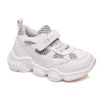 Стильні дитячі кросівки СКАЗКА WeeStep R926733331 W (21-26р.)