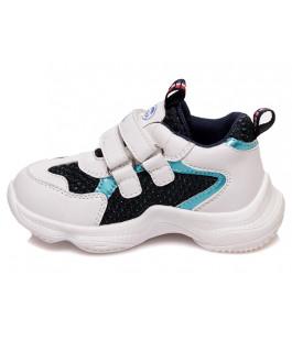 Стильные детские кроссовки  СКАЗКА WeeStep R926733332 DB (21-26р.)