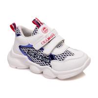 Стильні дитячі кросівки СКАЗКА WeeStep R926733332 W (21-26р.)