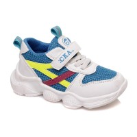 Стильні кросівки для хлопчика СКАЗКА WeeStep R926733335 BL (21-26р.)