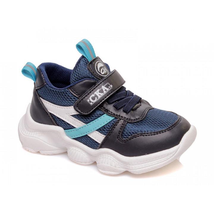Купити дитячі стильні кросівки для хлопчика СКАЗКА WeeStep R926733335 DB
