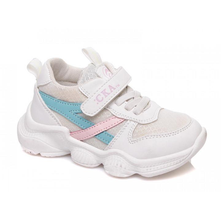 Купити стильні кросівки для дівчинки СКАЗКА WeeStep R926733335 W