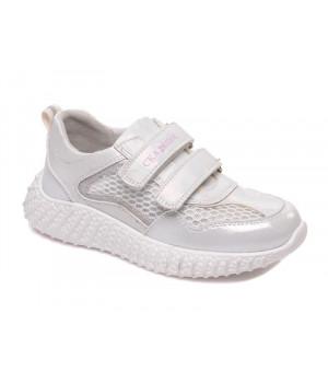 Белые кроссовки для девочки СКАЗКА WeeStep R928033945 W (27-32р.)