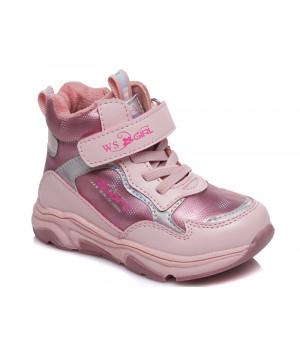 Демісезонні черевики для дівчинки WeeStep 563355321 P (22-26р.)