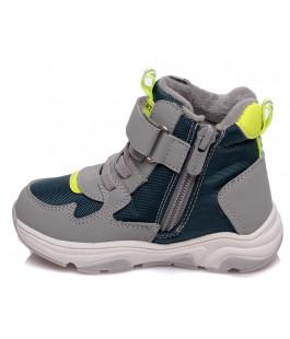 Демісезонні черевики для хлопчика WeeStep 563355323 GR (22-26р.)