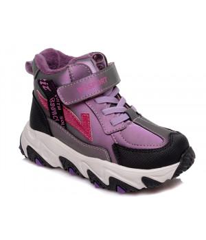 Демісезонні черевики для дівчинки WeeStep 038855801 PE (27-32р.)