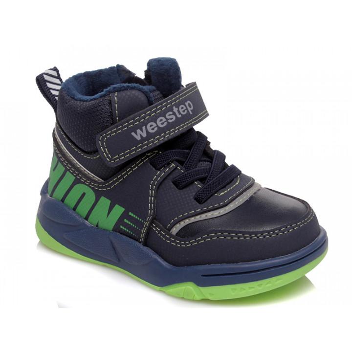 Купити демісезонні черевички для хлопчика WeeStep 006355422 DB