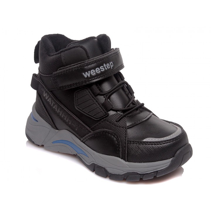Купити демісезонні черевички для хлопчика WeeStep 971755932 BK