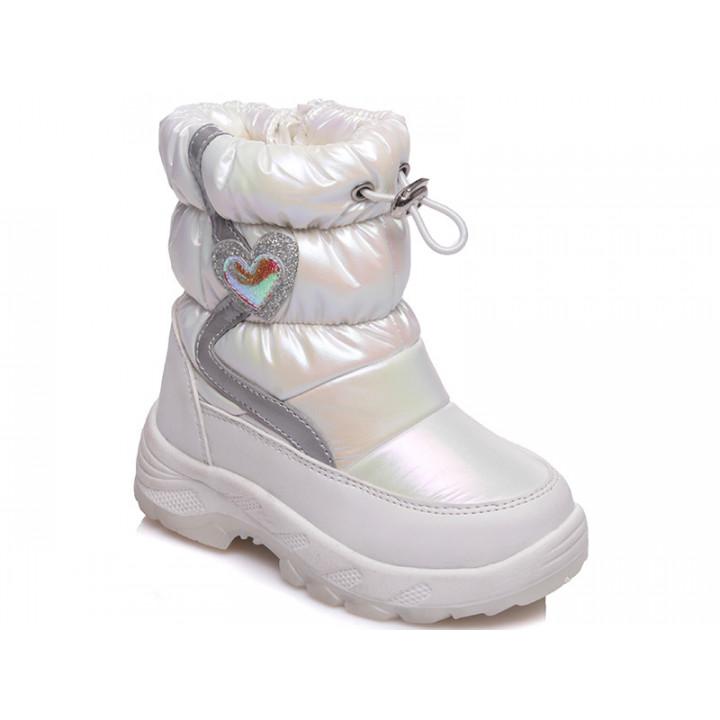 Купити дитячі термо чобітки для дівчинки WeeStep 559957215 W