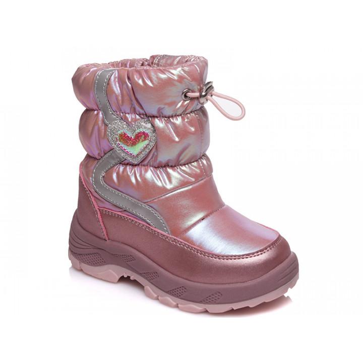 Купити дитячі термо чобітки для дівчинки WeeStep 559957215 P