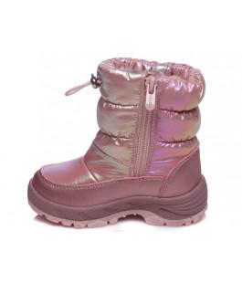 Зимові термо чобітки для дівчинки WeeStep 559957215 P (22-26р.)