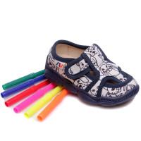 Тапочки раскраски для детей WeeStep MK-CP-003 (22-29р.)
