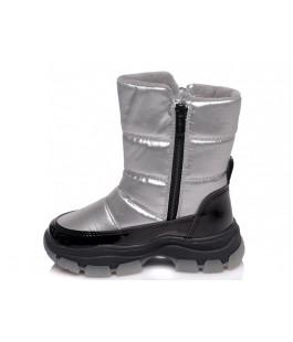 Зимові термо чобітки для дівчинки WeeStep 982358855 S (33-37,5р.)