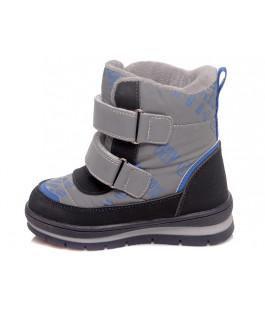 Зимові термо чобітки для хлопчика WeeStep 520957208 DB (22-26р.)