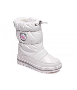 Зимові термо чобітки для дівчинки WeeStep 520957808 W (27-32р.)