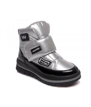 Зимові термо чобітки для дівчинки WeeStep 513858811 S (33-37,5р.)