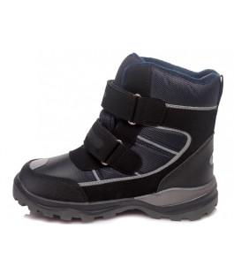 Зимові термо чобітки для хлопчика WeeStep 107858873 DB (33-37.5р.)