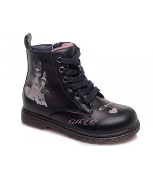 Демісезонні черевики для дівчинки WeeStep 218355812 DB (27-32р.)
