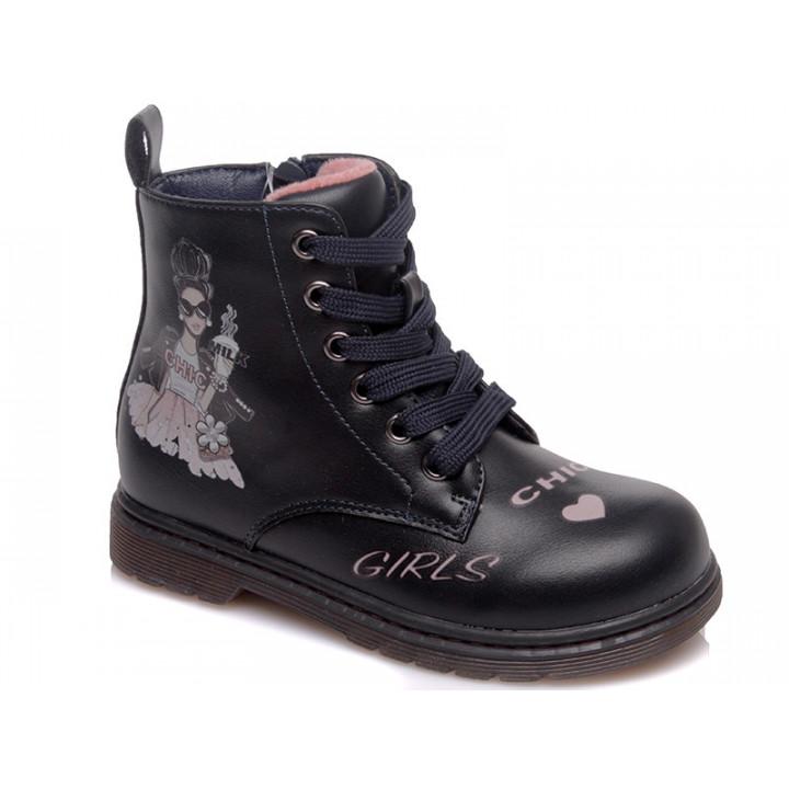 Купити дитячі черевички для дівчинки WeeStep 218355812 DB