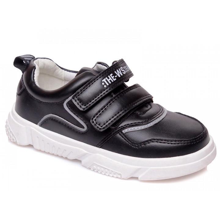 Купити стильні кросівки для хлопчика WeeStep 535153661 BK