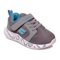 Стильные кроссовки для мальчика WeeStep 812653175 GR (22-26р.)