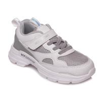 Стильні білі кросівки для дітей WeeStep 808753723 W (27-32р.)