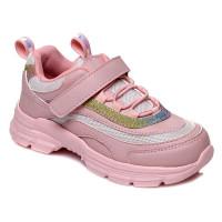 Стильные  кроссовки  для девочек  WeeStep 808753722 P (27-32р.)