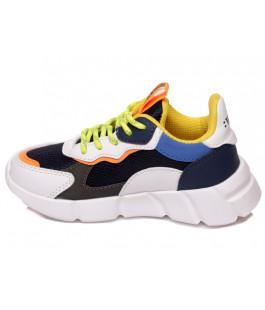 Стильні кросівки для хлопчика WeeStep 202153701 DB (27-32р.)