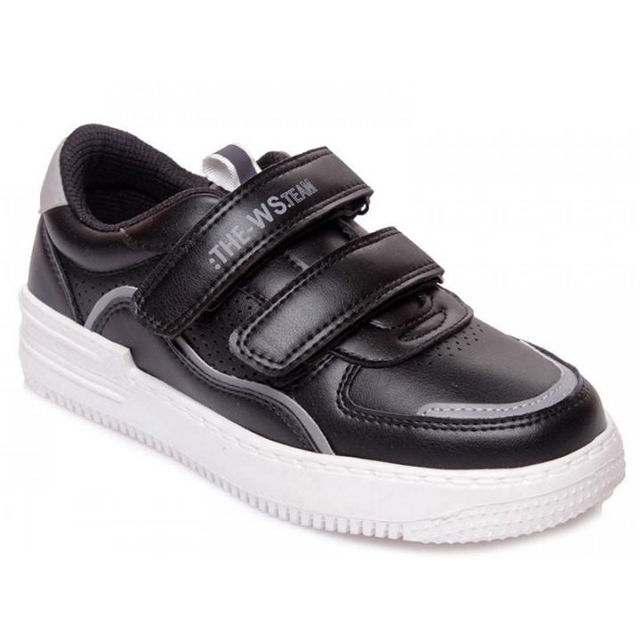 Купити стильні кросівки для хлопчика WeeStep 819554286 BK
