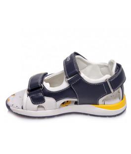 Стильні босоніжки для хлопчика WeeStep R961850901 CLB (26-31р.)