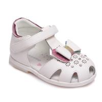 Стильні босоніжки для дівчинки WeeStep R911750353 W  (18-22р.)