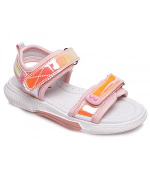 Стильні босоніжки для дівчинки WeeStep R563150832 P  (26-31р.)