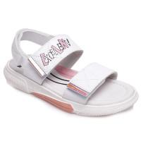 Стильні босоніжки для дівчинки WeeStep R563150833 W  (26-31р.)
