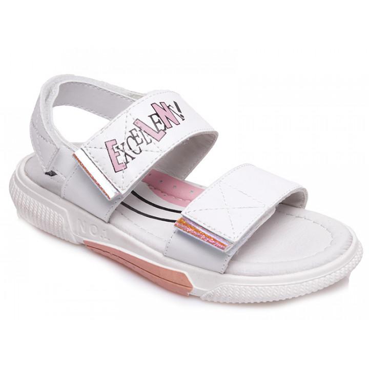 Купити стильні босоніжки для дівчинки WeeStep R563150833 W