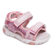 Стильні босоніжки для дівчинки WeeStep R562350252 P  (21-26р.)