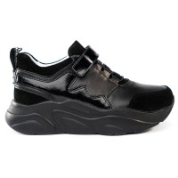 Стильні кросівки для дівчинки Tobi 266-06 (32-38р.)
