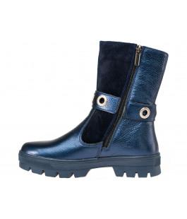 Стильні зимові чобітки для дівчинки Tobi 193-03 (32-36р.)