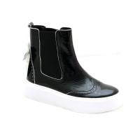 Стильні демісезонні черевики для дівчинки Tobi 287-01 (32-36р.)
